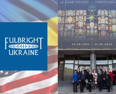 "Exhibition ""Forever Free Ukraine"" serves as   International Educational Platform"